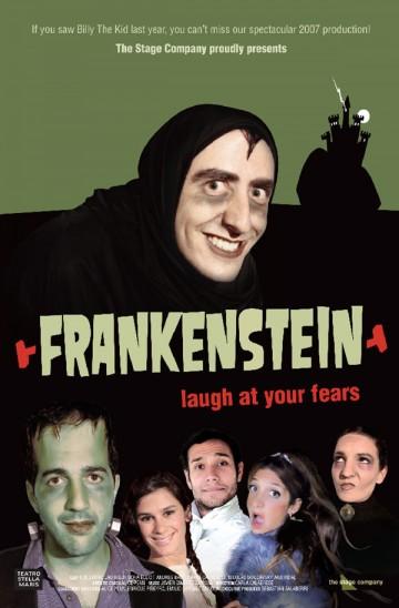 Frankestein-Poster