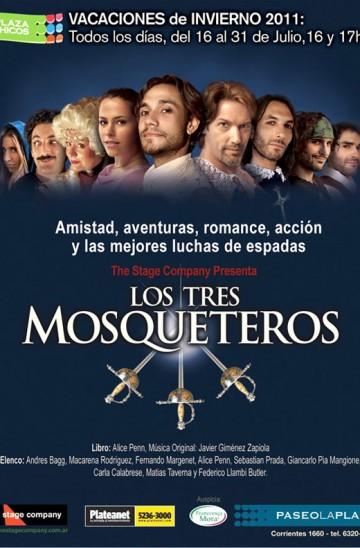Los-Tres-Mosqueteros-Poster