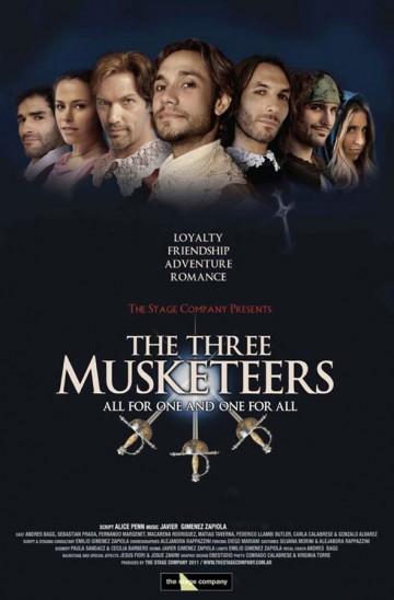 The-Three-Musketeers-Poster